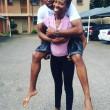 Caster Semenya, la campionessa ermafrodita, sposa fidanzata6