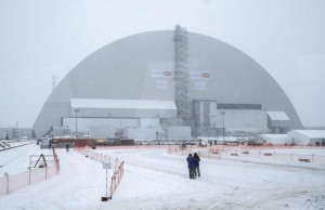 Chernobyl, ecco il mega sarcofago