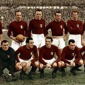 Guarda la versione ingrandita di La squadra del Grande Torino