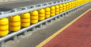 Corea, guard rail intelligente