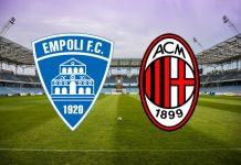 Empoli-Milan streaming - diretta tv, dove vederla