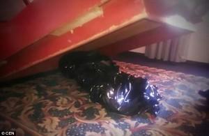 FOTO cadavere sotto al letto clienti hotel ci dormivano senza saperlo22
