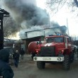 Fabbrica fuochi artificio in fiamme esplode: pompieri fuggono2