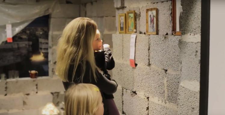Ikea riproduce casa siriana all'interno di un suo negozio 2