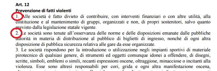 Juventus, caso biglietti: indaga anche la procura della Figc 01