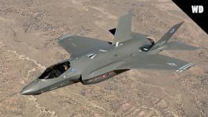 Guarda la versione ingrandita di F-35 più costoso della storia pronto alla prima missione. Ma il pilota... (foto da YouTube)