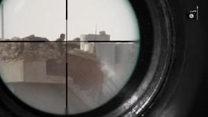 La precisione del cecchino Isis: nuovo VIDEO choc