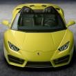 Lamborghini presenta la Huracan RWD Spyder al Salone di Los Angeles