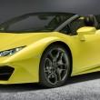 Lamborghini presenta la Huracan RWD Spyder al Salone di Los Angeles5
