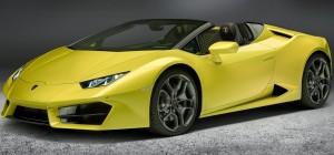 Lamborghini presenta la Huracan RWD Spyder al Salone di Los Angeles9