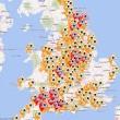 Tempesta Angus, inondazioni in tutta la Gran Bretagna: donna finisce in mare 4