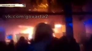 Mangiafuoco incendia discoteca per sbaglio 2 feriti gravi7
