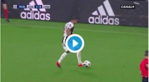 """Juventus-Lione, Sturaro video """"epic fail"""": dov'è la palla?"""