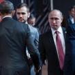 Obama Putin, fredda stretta di mano in Perù2