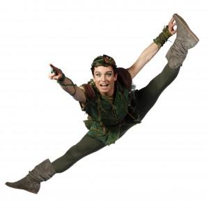 Giorgio Camandona in Peter Pan-il Musical al Teatro Brancaccio di Roma