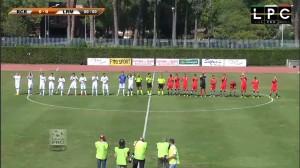Racing Roma-Alessandria Sportube: streaming diretta live, ecco come vedere la partita