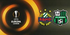 Sassuolo-Rapid Vienna streaming - diretta tv, dove vederla