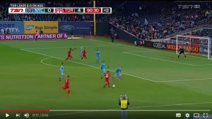 YOUTUBE Giovinco tripletta contro Pirlo, video del gol dell' hattrick