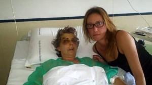 """Claudia Ursini: """"Io massacrata da un poliziotto, che forse non andrà mai in carcere"""""""