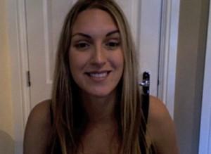 """Tracy Kiss, vegana: """"Il mio rimedio naturale contro il raffreddore? Un frullato di sp..."""""""