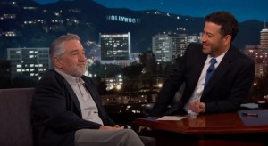 "YOUTUBE Robert De Niro su Donald Trump: ""Ora dovrò trasferirmi in Molise"""