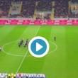 VIDEO, Italia-Germania: fischiato inno tedesco a S.Siro, azzurri applaudono