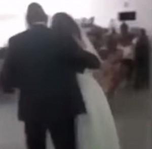 YOUTUBE Al matrimonio l'amante dello sposo... vestita da sposa
