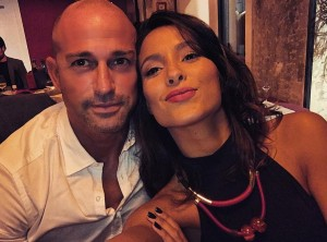 Stefano Bettarini tra Alessia Macari e Mariana Rodriguez...