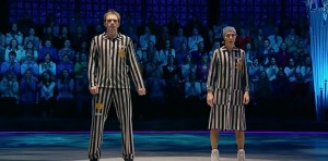 VIDEO Bufera su Putin: moglie del portavoce, performance sull'Olocausto in tv