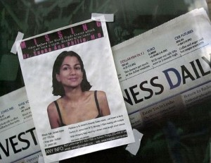Sneha Anne Philip, scomparsa l' 11 settembre 2001 e mai più trovata: né resti, né prove...