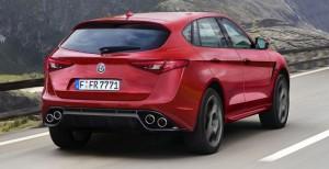 Guarda la versione ingrandita di Stelvio, le FOTO del primo suv Alfa Romeo
