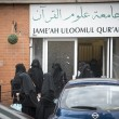 Studentesse col niqab a Leicester in Gran Bretagna2