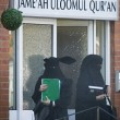 Studentesse col niqab a Leicester in Gran Bretagna88