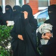 Studentesse col niqab a Leicester in Gran Bretagna9