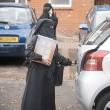 Studentesse col niqab a Leicester in Gran Bretagna0