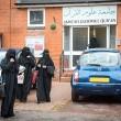 Studentesse col niqab a Leicester in Gran Bretagna7