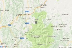 Terremoto, scossa di 3,7. Epicentro tra Accumoli e Amatrice