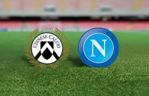 Udinese-Napoli streaming - diretta tv, dove vederla
