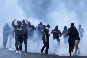 Serie B, Vicenza-Cesena: 18 Daspo a tifosi per disordini