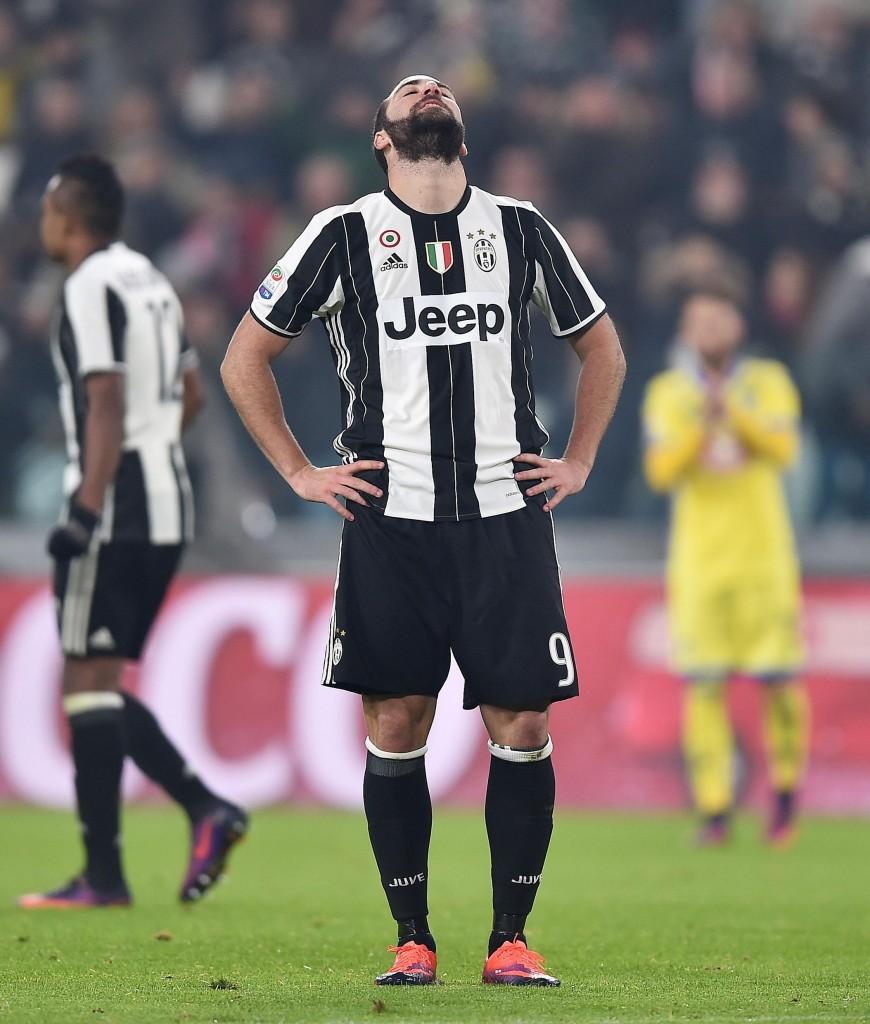 Juventus - Pescara 3-0 (foto Ansa)