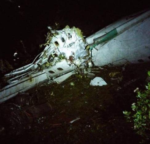 Colombia, si schianta l'aereo della squadra brasiliana Chapecoense