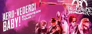 Aerosmith, parte il tour di addio: a Firenze il 23 giugno 2017 la data italiana