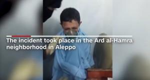 Guarda la versione ingrandita di YOUTUBE Siria, bambino all'infermiera: