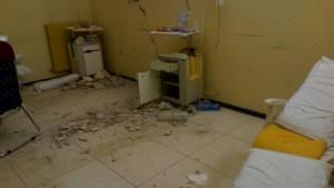 Terremoto: inagibile ospedale Amandola, evacuati i malati