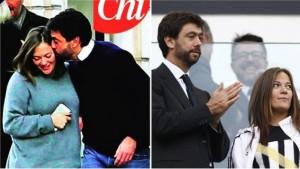 Andrea Agnelli papà per la terza volta: la compagna Deniz è incinta
