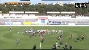 Andria-Vibonese Sportube: streaming diretta live, ecco come vedere la partita