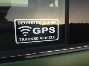 Auto rubata ritrovata grazie alla geolocalizzazione dell'antifurto satellitare