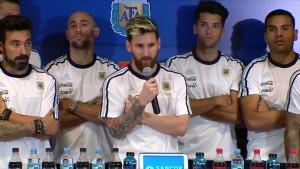 Lavezzi accusato di fumare spinelli: Messi e Argentina in silenzio stampa