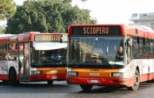 Sciopero Roma Atac 15 novembre: 24 ore di stop, bus e metro a rischio