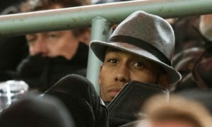 Pierre Aubameyang in tribuna. Borussia Dortmund lo punisce per calciomercato?